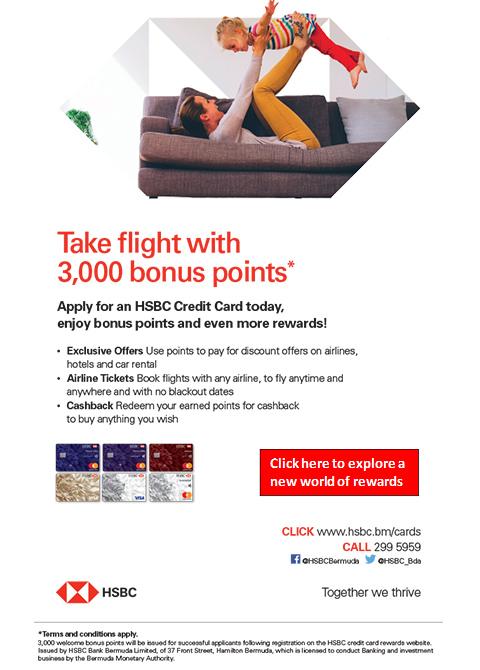 Take Flight - HSBC Earn Double Points Jun2018